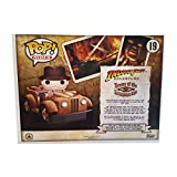 Funko Pop Rides Indiana Jones Adventures Indy's Ride Disney Parks Exclusive Vinyl Figure Set