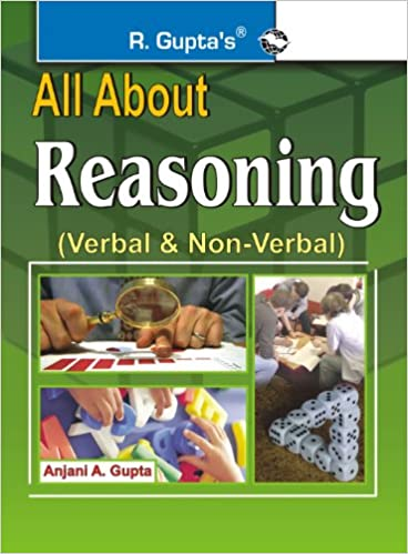 All About Reasoning (Verbal & N-Verbal) price comparison at Flipkart, Amazon, Crossword, Uread, Bookadda, Landmark, Homeshop18