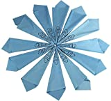 Wyndham Digital 6x7 Microfiber Cleaning Cloth - pack of 12