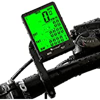 Cycle Computer, Bike Odometer Speedometer for Bicycle,...