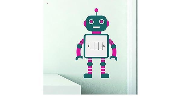 Multi 3 Robot adhesivo para interruptor de luz Surround dormitorio ...