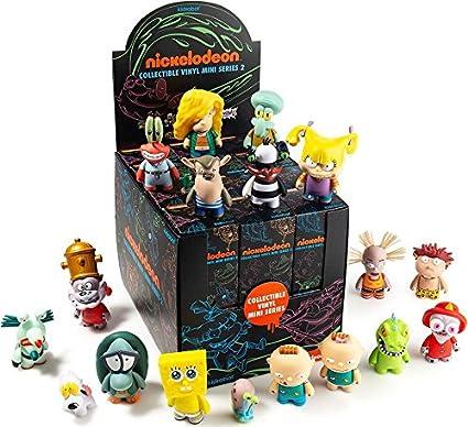 Kidrobot 90/'s Nickelodeon Cartoons Blind Box Mini Figure NEW In Stock