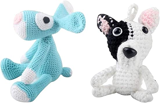 Amigurumi Kit - Cookie Dogs. Ohmigosh I need to find this book ... | 355x549