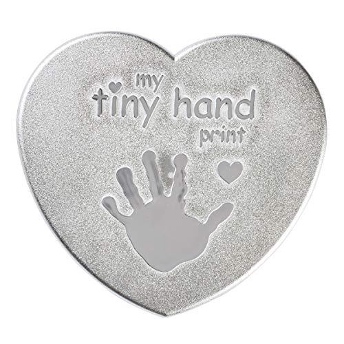 C.R. Gibson 3 Piece Baby Handprint & Footprint Kit, 6.5