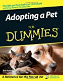 Adopting a Pet For Dummies