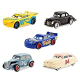 cars diecast - Disney Cars 3 Deluxe Die Cast Gift Set 461024967272