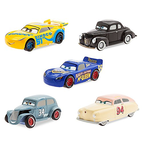 Disney Cars 3 Deluxe Die Cast Gift Set 461024967272 (Diecast Gift)