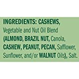 Emerald Nuts, Whole Cashews Roasted & Salted, 5