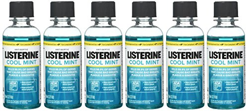 Listerine Cool Mint 3.2 oz. (Pack of 6) by Listerine (Image #1)