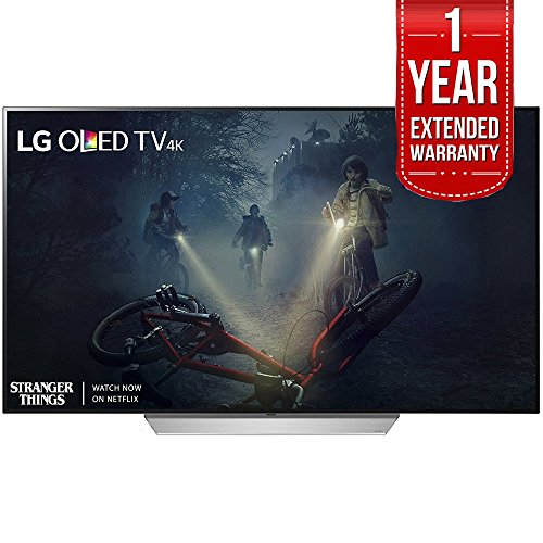 LG OLED55C7P - 55' C7P OLED 4K HDR Smart TV (2017 Model) + Extended 1 Year Warranty...