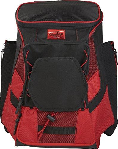 Rawlings R600-S Players Backpack R600, Scarlet