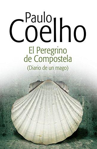 Portada del libro El peregrino de Compostela de Paulo Coelho