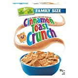 Cinnamon Toast Crunch Cereal Family Size, 591g