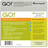 AccuQuilt GO! Baby Cutting Mat; 6-inch-by-6-inch