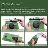 Baen-Sendi-Hydration-Bladder-3-Liter100-oz-Water-Bladder-for-Hydration-pack-Green-3-L-100-oz