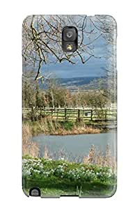 [uHOjPFm1979xpRwI]premium Phone Case For Galaxy Note 3/ Scenery For Tpu Case Cover