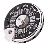 Alice A003AP PC-C Pitch Pipe 13 Chromatic Tuner C-C Note Selector