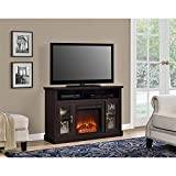 47 fireplace - Beautiful Electric Fireplace TV Console For TVs Up To A 50