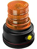 Blazer C43A Amber Led Magnetic Warning Beacon - Pack of 1