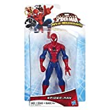 Marvel Ultimate Spider-Man Web Warriors Classic Spider-Man Basic Figure