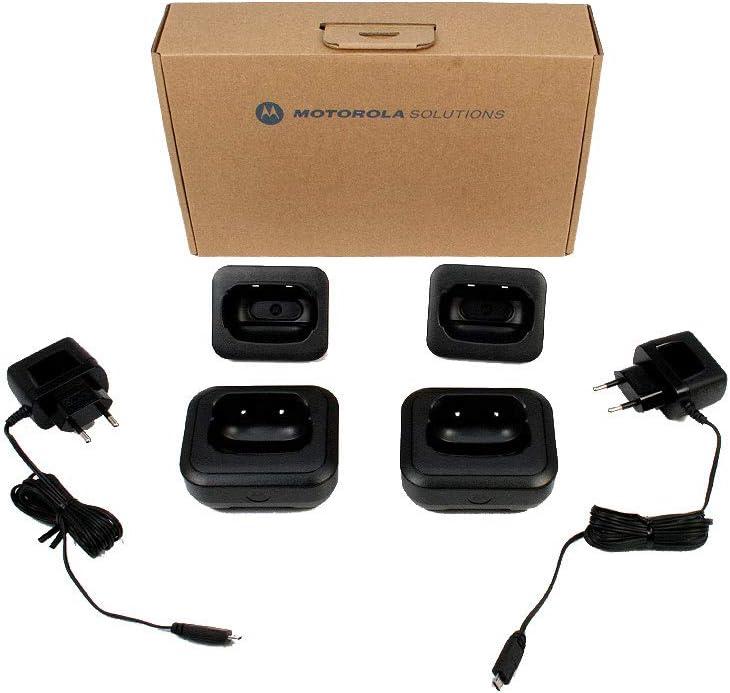 Pack 2 Bases de Carga para Motorola TalkAbout T82