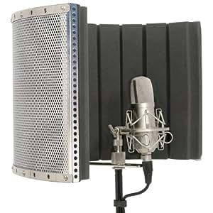 Chord 188.205 Pantalla sonido portátil de estudio para micró