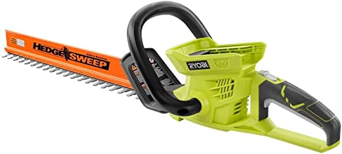 Ryobi 24in. 40-Volt Lith-ion Cordless Hedge Trimmer Bare Tool