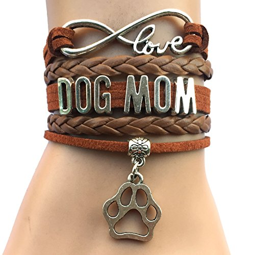 dolon-infinity-love-dog-mom-bracelet-coffee