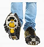 IC3CCOM Micro spikes Traction Cleats Footwear