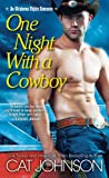 One Night with a Cowboy, Cat Johnson, 1420136909