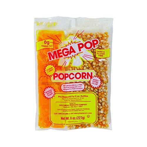 (An Item of Gold Medal Mega Pop Popcorn Kit (8 oz, 24 ct.) - Pack of 1 - Bulk Disc)