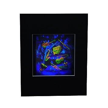 Amazon.com: Instrumentos musicales Holograma Picture, tipo ...