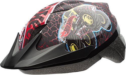 Bell 7063668 Child Hot Wheels Rally Racer Bike Helmet