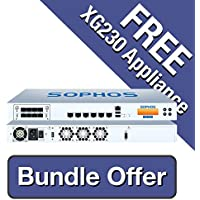 Sophos XG 230 Firewall TotalProtect Bundle - 3 Years including a FREE XG 230 Firewall