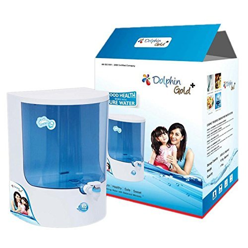 Dolphin Gold RO Water Purifier – 8 Liters