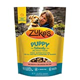 Zuke'S Puppy Naturals Salmon & Sweet Potato Recipe Puppy Treats - 5 Oz. Pouch