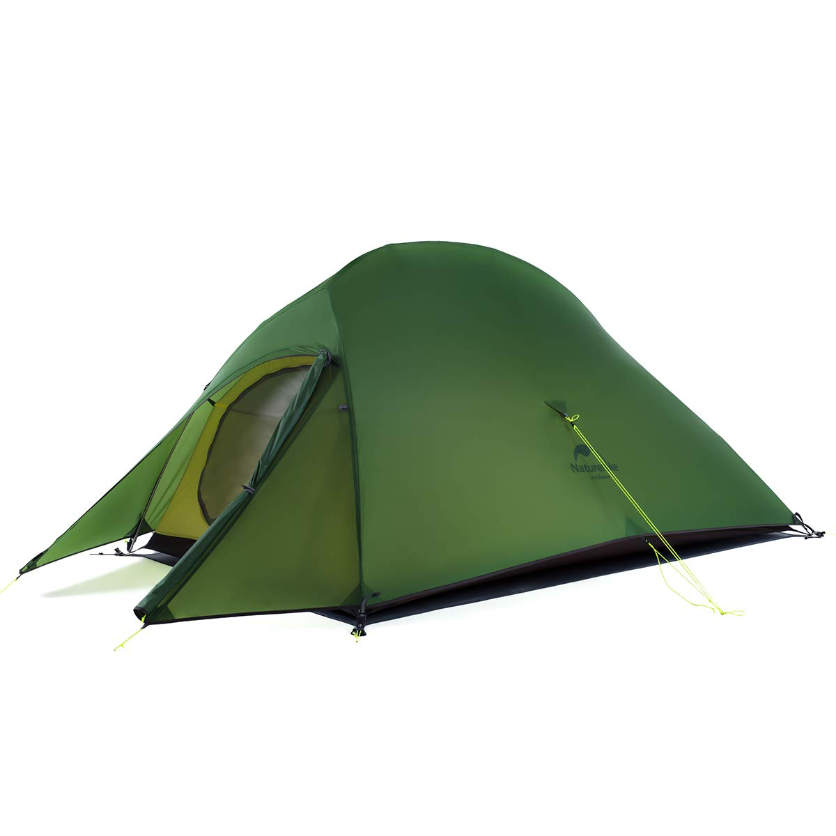 Naturehike Cloud Up 2 Person Lightweight Backpacking Tent with Footprint  4 Seasons