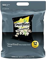 Smartfood White Cheddar Flavored Popcorn, 12 Singles