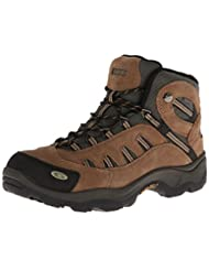 Hi-Tec Men\'s Bandera Mid Waterproof Hiking Boot, Bone/Brown/...
