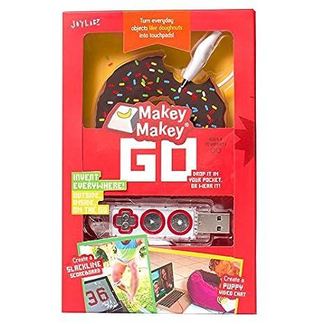 Amazon Com Makey Makey Go Gear Apparel Toys 2017 Christmas Toys