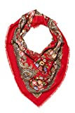 Ladies Floral Neck Scarf Ukrainian Polis