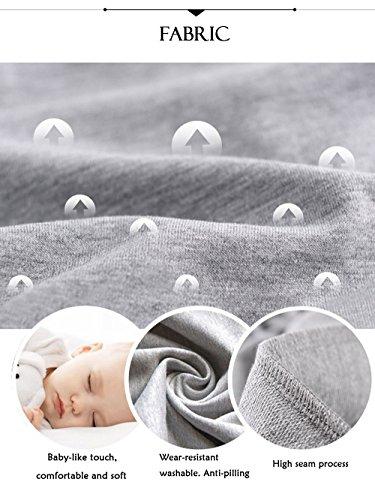 Jovono Fashion Mens Round Neck T-Shirt Printing Casual Short Sleeve Tee Cotton Black Short Tops (XXXX-Large) by Jovono (Image #5)