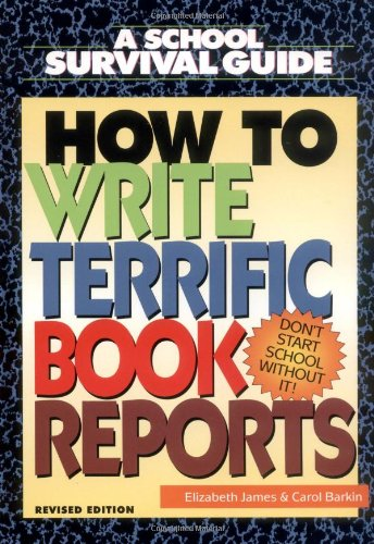 How Write Terrific Book Reports product image