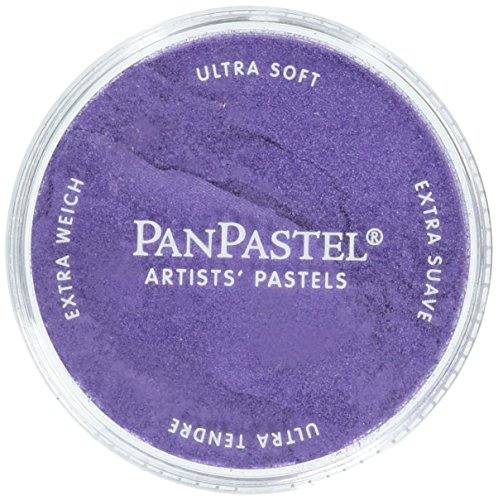 Colorfin PanPastel Pearlescent Artist Pastels, 9ml, Violet