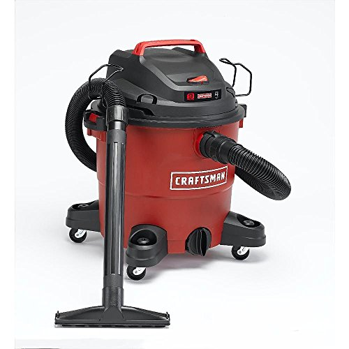 Craftsman 9 Gallon 4 Peak HP Wet/Dry Vaccum Shop Vac/Blower