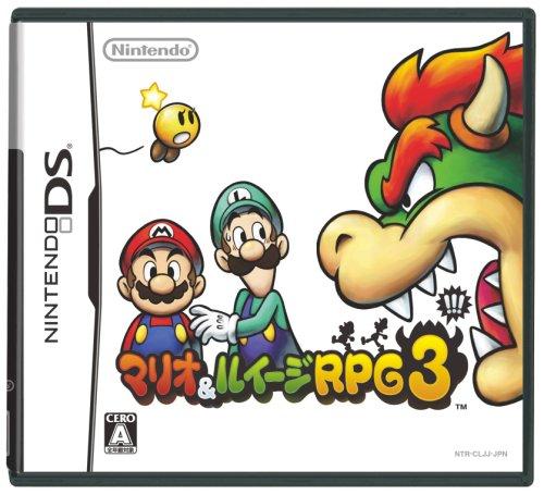 マリオ&ルイージRPG3!!!の商品画像