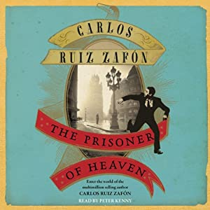 The Prisoner of Heaven Audiobook