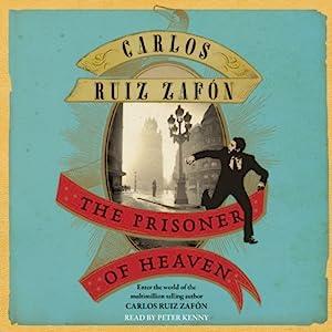 The Prisoner of Heaven Audiobook