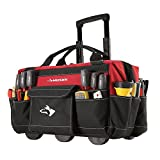 husky tool box with wheels - Husky 18 in. Rolling Tool Tote