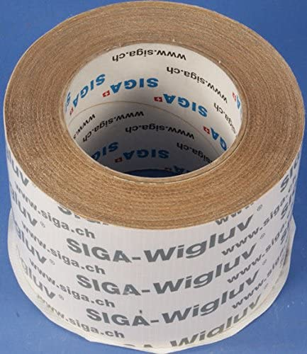 Siga Wigluv 60 2.4 x 131 High-Performance Weather Sealing Tape 7510-6040